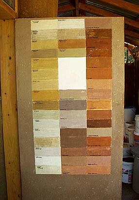 Nature color palettes sage to meadow for Natural paint color palette